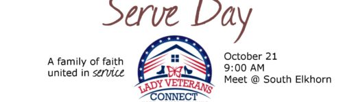 Serve Day 2017 banner image