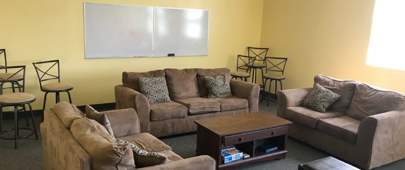 Youth Room Renovation