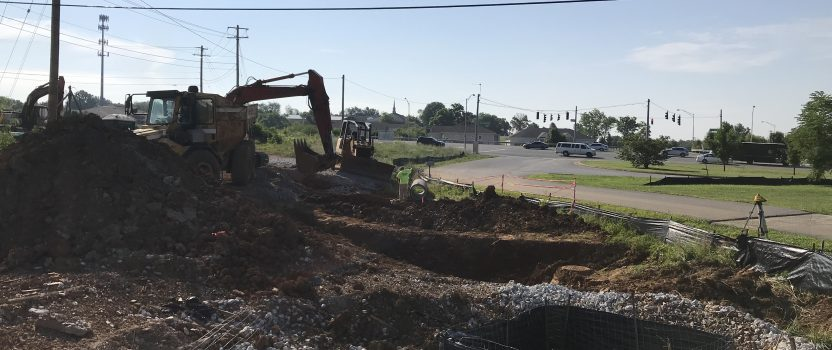 Construction Update – July 2019