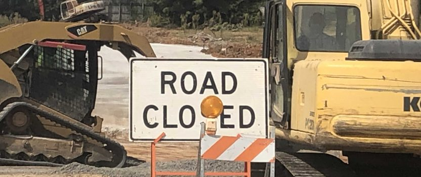 Development Update: Entrance Closure
