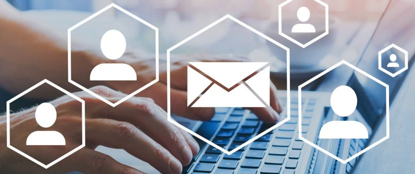 Keep Connected – email, text, and more