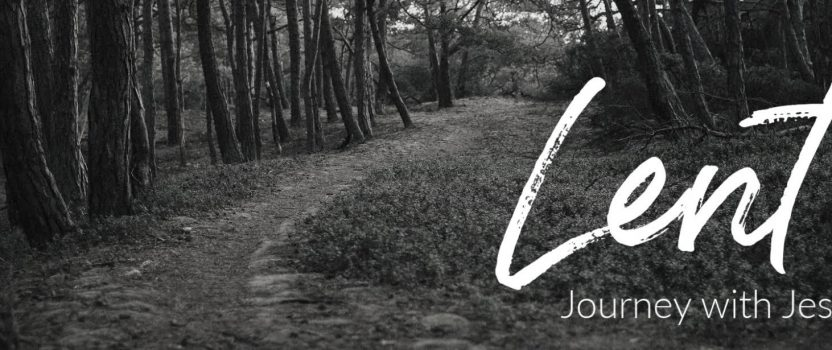 Journey with Jesus Lent Devotional Week 2