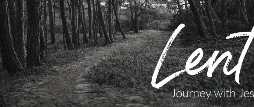 Journey with Jesus Lent Devotional