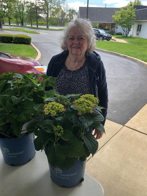Becky Burkow Easter Flower 2020