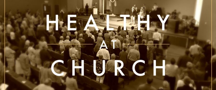 Healthy at Church Task Force