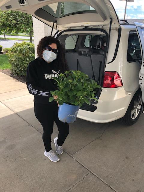 Zuany Nida Easter Flower 2020