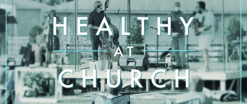 Children & Youth Healthy at Church Update