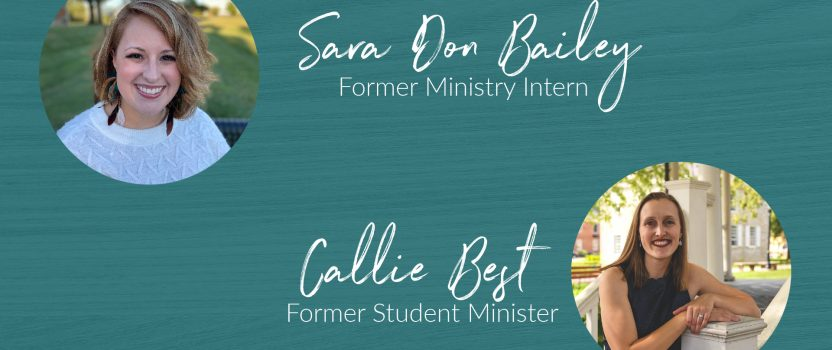 Former Student Minister Update