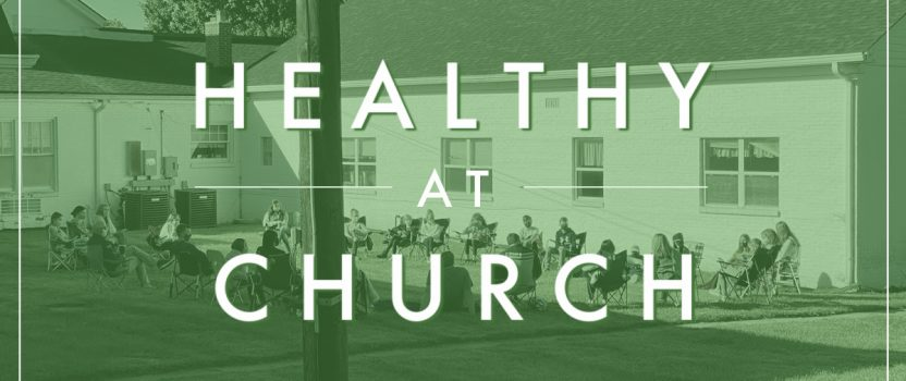 Healthy at Church Children and Youth Update