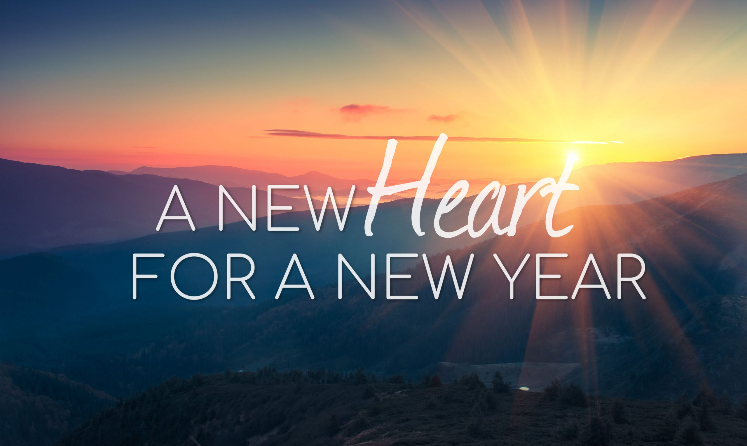 A New Heart for a New Year: Wisdom that Directs